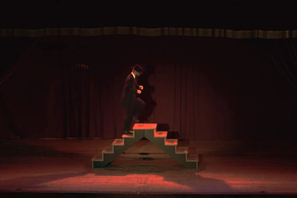 Bill Robinson Stair Dance at Stompology