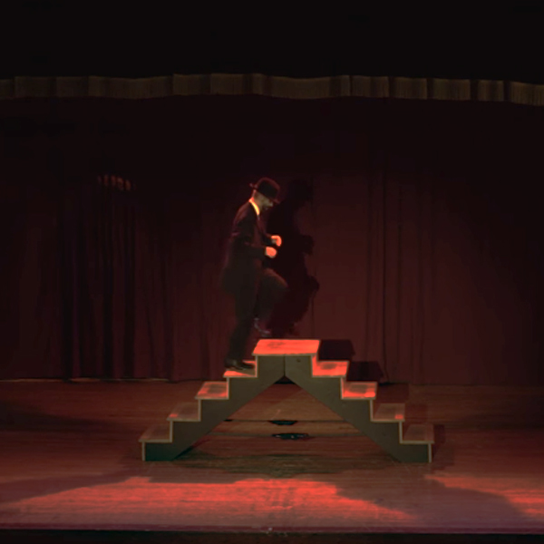 Bill Robinson Stair Dance
